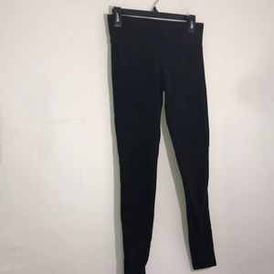 Athleta fleece lined leggings